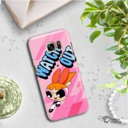 ETUI NA TELEFON SAMSUNG GALAXY S7 EDGE G935 CARTOON NETWORK AT102 ATOMÓWKI