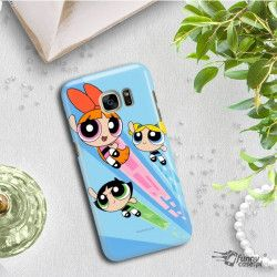 ETUI NA TELEFON SAMSUNG GALAXY S7 EDGE G935 CARTOON NETWORK AT109 ATOMÓWKI