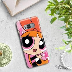 ETUI NA TELEFON SAMSUNG GALAXY S8 PLUS G955 CARTOON NETWORK AT105 ATOMÓWKI