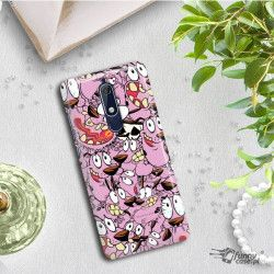 ETUI NA TELEFON NOKIA 5.1 TA-1075 CARTOON NETWORK CO101 CLASSIC CHOJRAK
