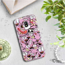 ETUI NA TELEFON SAMSUNG GALAXY J2 2018 J250 CARTOON NETWORK CO101 CLASSIC CHOJRAK