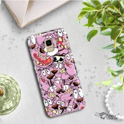 ETUI NA TELEFON SAMSUNG GALAXY J6 2018 J600 CARTOON NETWORK CO101 CLASSIC CHOJRAK