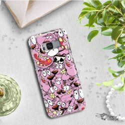 ETUI NA TELEFON SAMSUNG GALAXY S8 PLUS G955 CARTOON NETWORK CO101 CLASSIC CHOJRAK