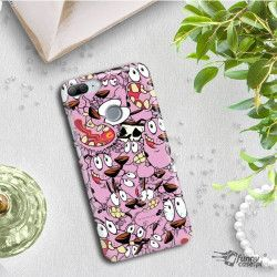 ETUI NA TELEFON HUAWEI HONOR 9 LITE LLD-AL00 CARTOON NETWORK CO101 CLASSIC CHOJRAK