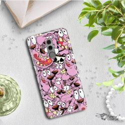 ETUI NA TELEFON HUAWEI MATE 10 PRO BLA-L09 CARTOON NETWORK CO101 CLASSIC CHOJRAK