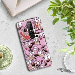 ETUI NA TELEFON NOKIA X6 2018 RM-559 CARTOON NETWORK CO101 CLASSIC CHOJRAK