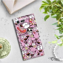 ETUI NA TELEFON SONY XPERIA X COMPACT F5321 CARTOON NETWORK CO101 CLASSIC CHOJRAK