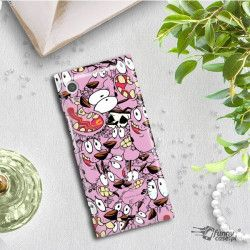 ETUI NA TELEFON SONY XPERIA XA1 G3121 CARTOON NETWORK CO101 CLASSIC CHOJRAK