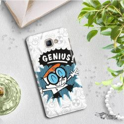 ETUI NA TELEFON SAMSUNG GALAXY A9 2016 A9000 CARTOON NETWORK DX105 CLASSIC LABORATORIUM DEXTERA