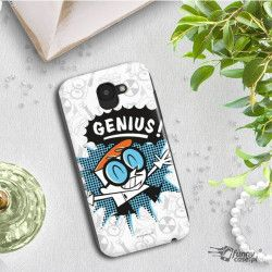 ETUI NA TELEFON LG K3 2017 CARTOON NETWORK DX105 CLASSIC LABORATORIUM DEXTERA