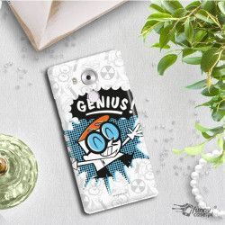 ETUI NA TELEFON HUAWEI MATE 8 NXT-AL10 CARTOON NETWORK DX105 CLASSIC LABORATORIUM DEXTERA