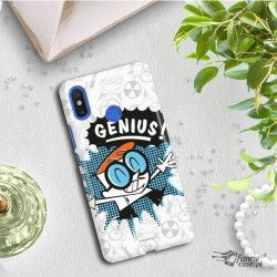 ETUI NA TELEFON XIAOMI Mi MAX 3 CARTOON NETWORK DX105 CLASSIC LABORATORIUM DEXTERA
