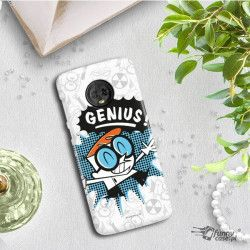 ETUI NA TELEFON LENOVO MOTO G6 CARTOON NETWORK DX105 CLASSIC LABORATORIUM DEXTERA