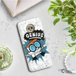 ETUI NA TELEFON LENOVO MOTO G6 PLUS CARTOON NETWORK DX105 CLASSIC LABORATORIUM DEXTERA