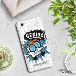 ETUI NA TELEFON XIAOMI REDMI 4A CARTOON NETWORK DX105 CLASSIC LABORATORIUM DEXTERA