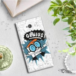 ETUI NA TELEFON SONY XPERIA L2 H3311 CARTOON NETWORK DX105 CLASSIC LABORATORIUM DEXTERA