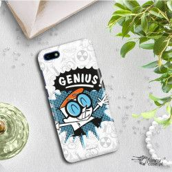 ETUI NA TELEFON HUAWEI Y5 2018 CARTOON NETWORK DX105 CLASSIC LABORATORIUM DEXTERA