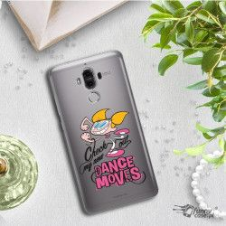 ETUI NA TELEFON HUAWEI MATE 9 MHA-L09 CARTOON NETWORK DX290 CLASSIC LABORATORIUM DEXTERA