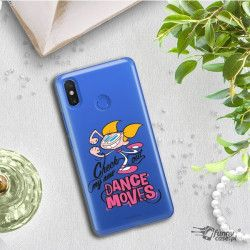 ETUI NA TELEFON XIAOMI Mi MAX 3 CARTOON NETWORK DX290 CLASSIC LABORATORIUM DEXTERA