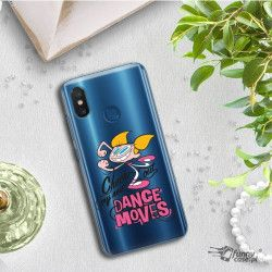 ETUI NA TELEFON XIAOMI Mi8 CARTOON NETWORK DX290 CLASSIC LABORATORIUM DEXTERA