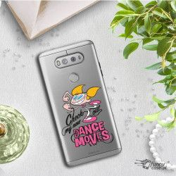 ETUI NA TELEFON LG V20 CARTOON NETWORK DX290 CLASSIC LABORATORIUM DEXTERA
