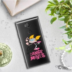 ETUI NA TELEFON SONY XPERIA XA2 ULTRA H3213 CARTOON NETWORK DX290 CLASSIC LABORATORIUM DEXTERA