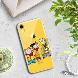 ETUI NA TELEFON IPHONE XR A1984 CARTOON NETWORK ED122 CLASSIC Ed, Edd i Eddy