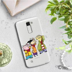 ETUI NA TELEFON LG K10 K430 CARTOON NETWORK ED122 CLASSIC Ed, Edd i Eddy