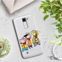 ETUI NA TELEFON LG K8 K350N CARTOON NETWORK ED122 CLASSIC Ed, Edd i Eddy