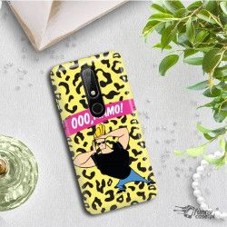 ETUI NA TELEFON NOKIA X6 2018 RM-559 CARTOON NETWORK JB124 CLASSIC JOHNNY BRAVO