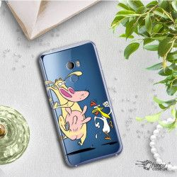 ETUI NA TELEFON HTC U11 PLUS CARTOON NETWORK KK176 CLASSIC KROWA I KURCZAK