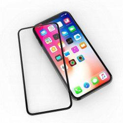 SZKŁO 5D IPHONE X/XS CZARNY