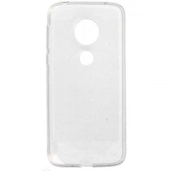 ETUI CLEAR 0.5mm MOTOROLA MOTO G7 PLAY TRANS