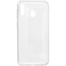 ETUI SLIM CLEAR 0.3mm SAMSUNG GALAXY M20 M205 TRANSPARENTNY