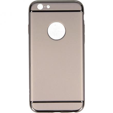 ETUI COBY SMOOTH APPLE iPhone 6 / 6S SREBRNY