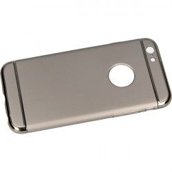 COBY SMOOTH ETUI NA TELEFON APPLE ETUI NA TELEFON IPHONE 6 / 6S A1586 /A1688 SREBRNY