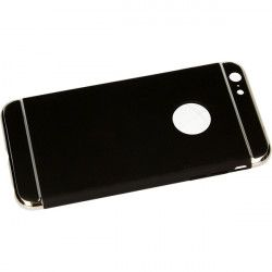 ETUI COBY SMOOTH APPLE iPhone 6 Plus / 6S Plus CZARNY