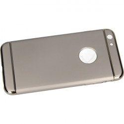 COBY SMOOTH ETUI NA TELEFON APPLE ETUI NA TELEFON IPHONE 6 Plus / 6S Plus A1522/ A1687 SREBRNY