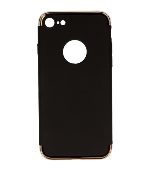 ETUI COBY SMOOTH APPLE iPhone 7 CZARNY