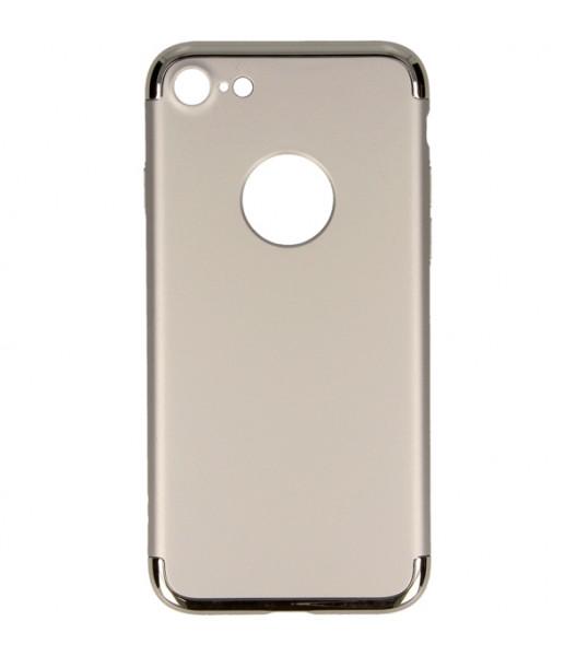 ETUI COBY SMOOTH APPLE iPhone 7 SREBRNY