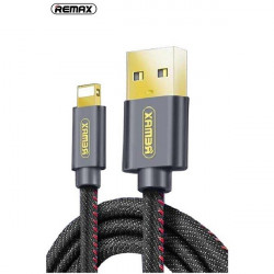 KABEL USB REMAX RC-096i LIGHTNING 1,2m CZARNY