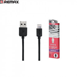 KABEL USB REMAX RC-06i LIGHTNING CZARNY
