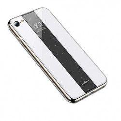 ETUI GLASS NA TELEFON IPHONE 7 4.7'' 8 4.7'' BIAŁY