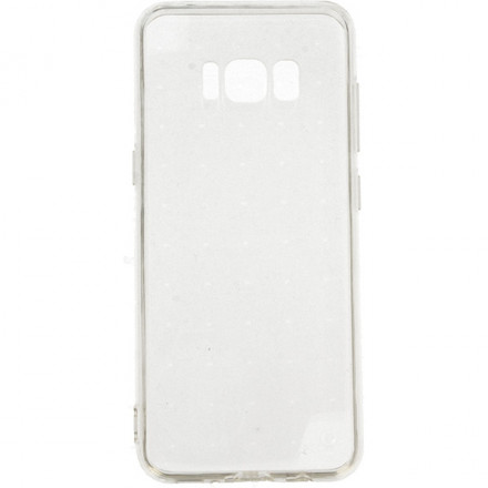 ETUI IRON CASE SAMSUNG GALAXY S8 TRANSPARENTNY