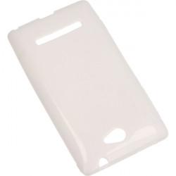 ETUI JELLY FUNNY HTC WINDOWS PHONE 8S BIAŁY