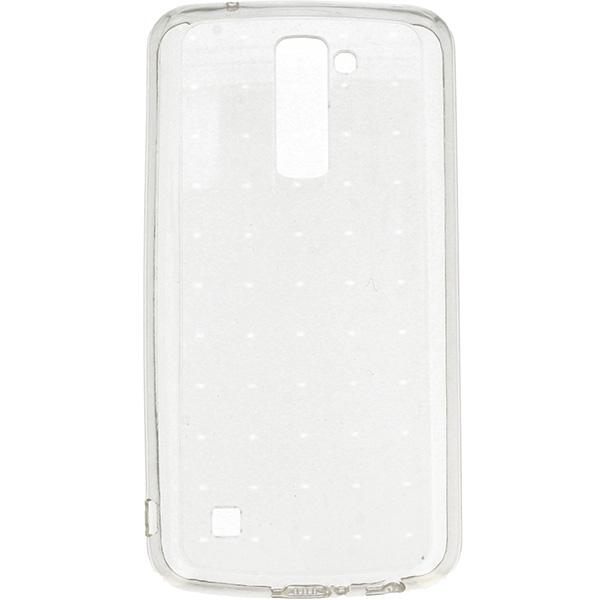 IRON CASE ETUI NA TELEFON LG K10 K430 TRANSPARENTNY