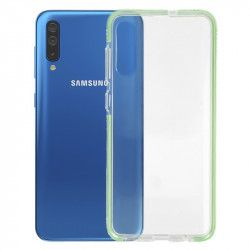 ETUI SUMMER CASE SAMUSNG GALAXY A50 ZIELONY