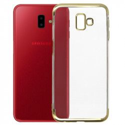 ETUI PLATING SAMSUNG GALAXY J6 PLUS 2018 ZŁOTY