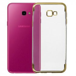 ETUI PLATING SAMSUNG GALAXY J4 PLUS 2018 ZŁOTY