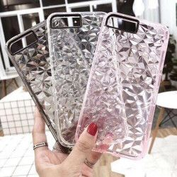 SUMMER DIAMOND CASE IPHONE 7 4.7'' 8 4.7'' CZARNY